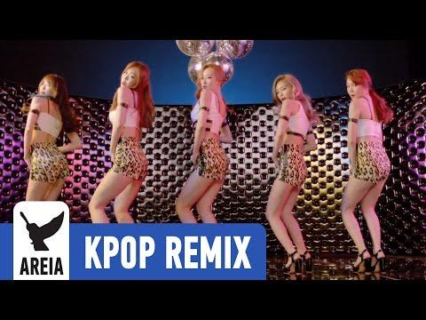 D.Holic - Chewy | Areia Kpop Remix #185