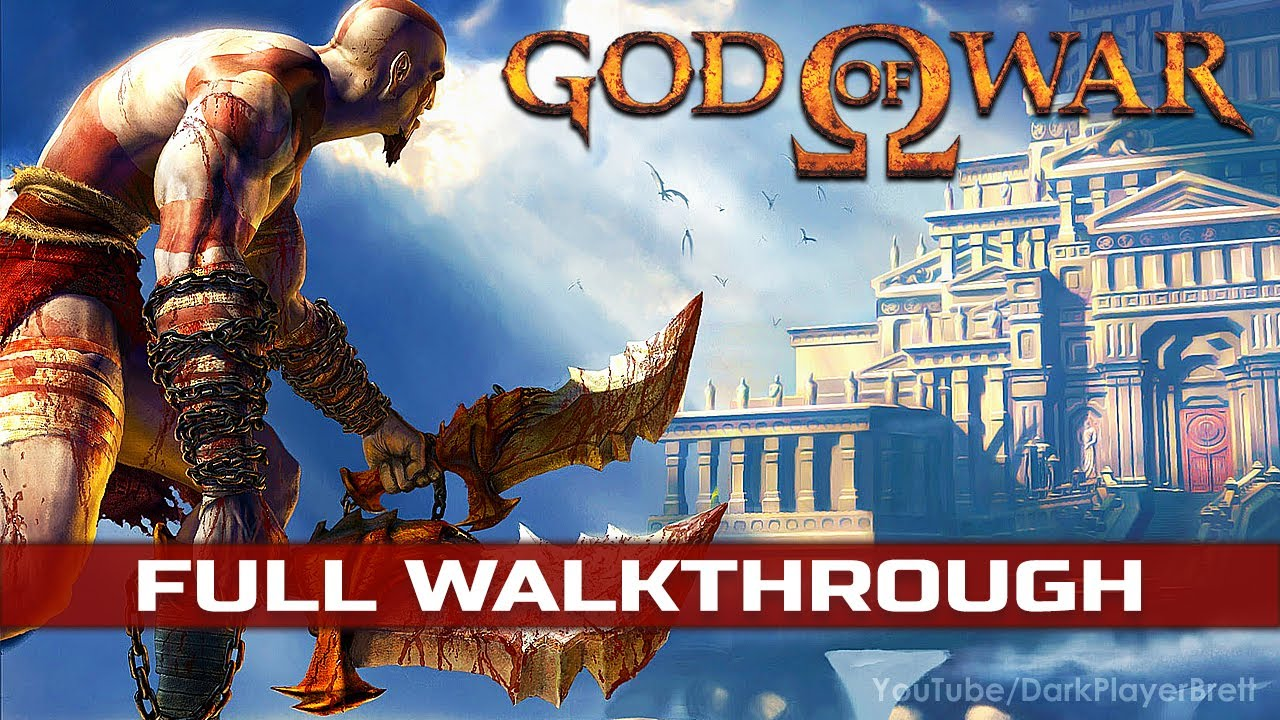 Download God of War 1 Remastered - Full Game Walkthrough (Longplay) [1080p] No commentary