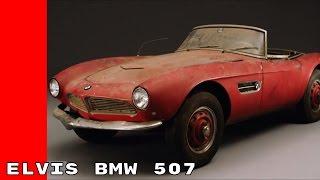 Elvis BMW 507 Restoration