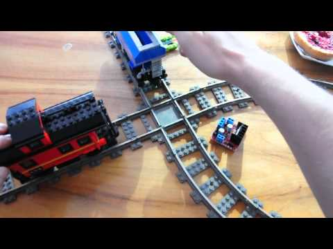 Arduino For Lego Trains #6: Controlled Junctions