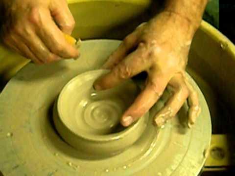 Ceramics Instruction Video Part One Youtube