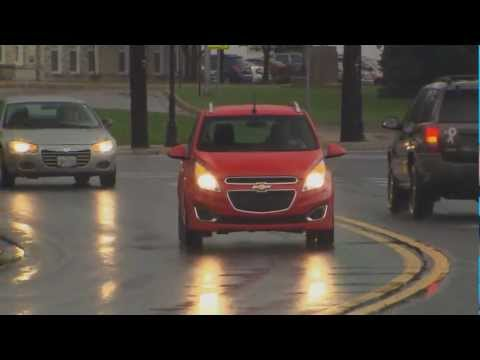 Road Test: 2013 Chevrolet Spark
