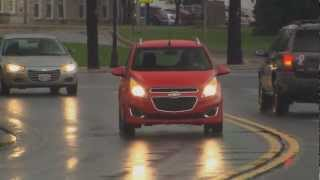 Road Test: 2013 Chevrolet Spark