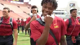 USC Football - Meet CB Olaijah Griffin
