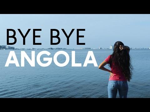 Por Que vim para Angola e Por Que estou indo embora?