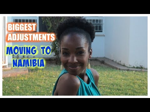 Biggest Adjustments To Living In Namibia | African American