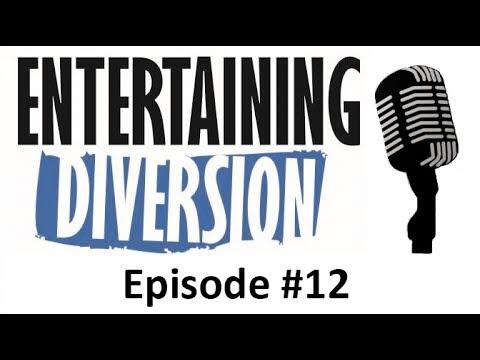 Raiden Bossman visits Mr Voorhees  - The Entertaining Diversion Podcast - Episode 12