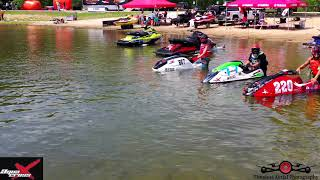 AquaX Race Day 2 Highlights Top Speed Drone Footage AquaX Grand Prix Drone Footage LaPorte, Indiana