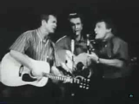 The Kingston Trio - Early Morning Rain (The Andy Williams Show)