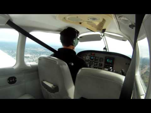 Private Pilot - Stage I - First solo!