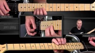 JamPlay Liepe's Licks: Stevie Ray Vaughan Lick Part 2