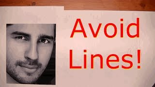 Realism Tip for Realistic Drawing in Graphite Pencil - Siddharth Malhotra