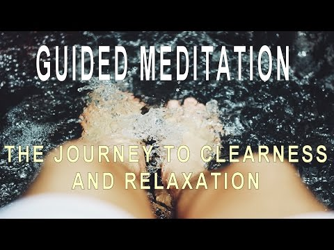 Guided meditation - A Sleepy vacation for positivity