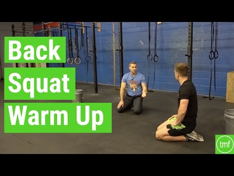 Back Squat Warm Up featuring Dr. Dan Pope | Ep 98 | Movement Fix Monday | Dr. Ryan DeBell