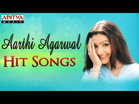 Aarthi Agarwal Unforgettable Telugu Hit Songs || Jukebox