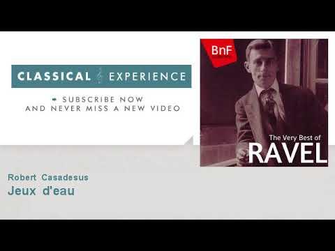 Maurice Ravel : Jeux d'eau, M. 30