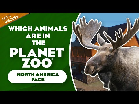 What Animals Are Going to be in the North America Pack?  Let&39;s Discuss