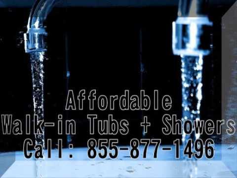 855 877 1496 Install and Buy Walk in Tubs Merced, California Walk in Bathtub