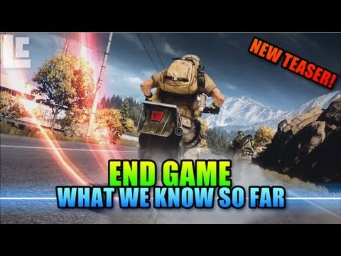 End Game Trailer - What We know So Far (Battlefield 3 Gameplay/Commentary)