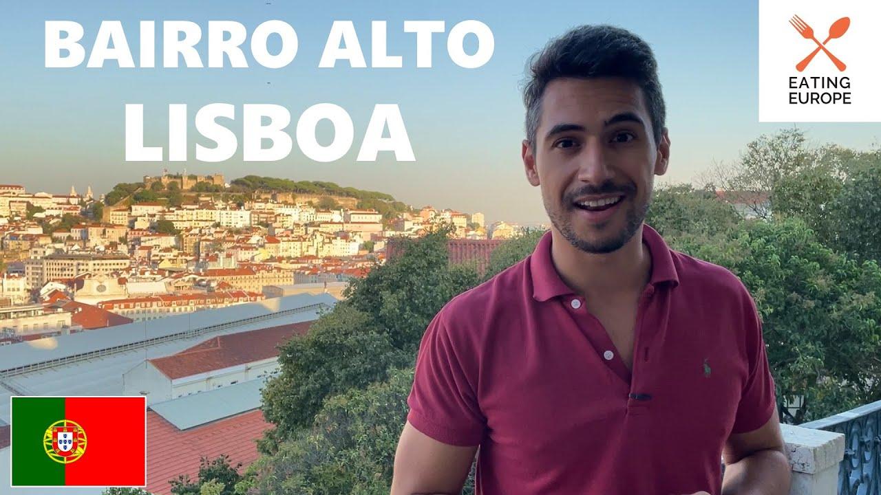 Bairro Alto Tour in Lisbon with Eating Europe