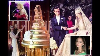 Russian tycoon forks out £7.7M on his daughter's wedding at LA Oscars venue
