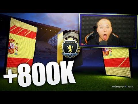 FIFA 18: DIESE WEEKEND LEAGUE BELOHNUNG IST ÜBER 800K WERT!!  (Elite 1)