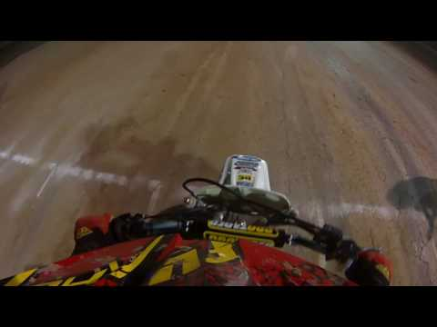 2017 NEEDT round 3 at Paradise Speedway 3 wheeler Vintage Main aboard #31