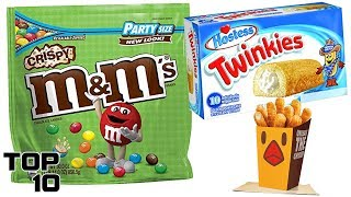 Top 10 Discontinued Snacks That Have Returned