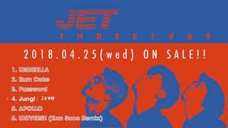 JET BLUE - Album Trailer / THREE1989