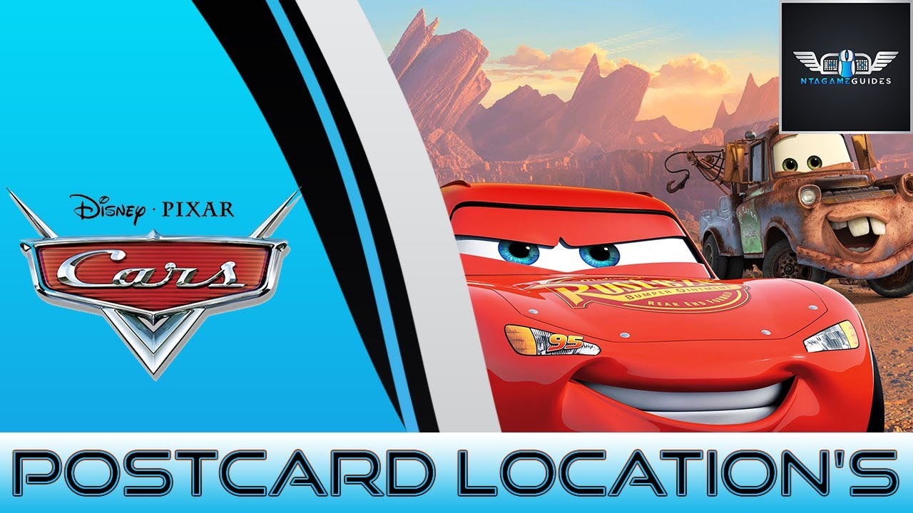 Where to find the postcards in cars