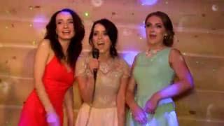 Крутое поздравление от подружек на свадьбе Cool greetings from bridesmaids at the wedding