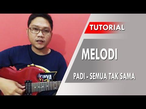 Belajar Gitar Melodi Padi
