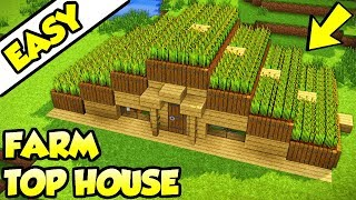 Download Minecraft Ultimate Survival House Tutorial How To