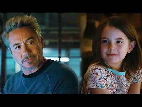 """Tony & Morgan Stark """"Shit"""