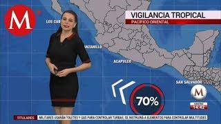 El clima hoy 13 de septiembre, con Arlett Fernández