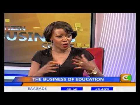Business Center: The Business of Education