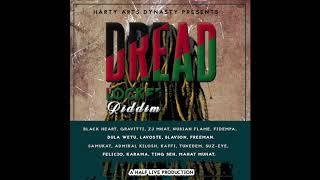 Dreadlocked Riddim  Mix(2018)ft Black Heart, Gravitti Band, Lavosti, Fidempa, Admiral Kilosh +more
