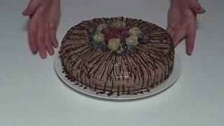 Камасутра. Пошаговый рецепт праздничного торта.