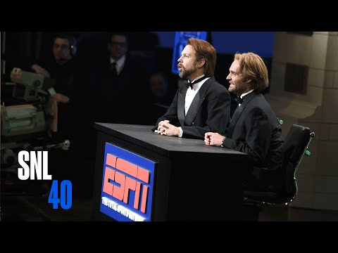 ESPN Classic - SNL 40th Anniversary Special
