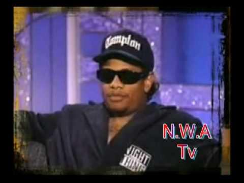 Eazy E Interview- NWA Tv