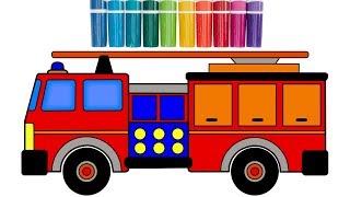 як зробити саморобку пожежну машину