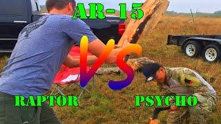 Raptors POV with Psycho