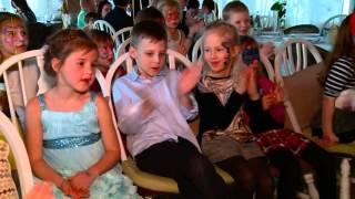 Тесла Шоу и Бумажное Шоу на детском празднике