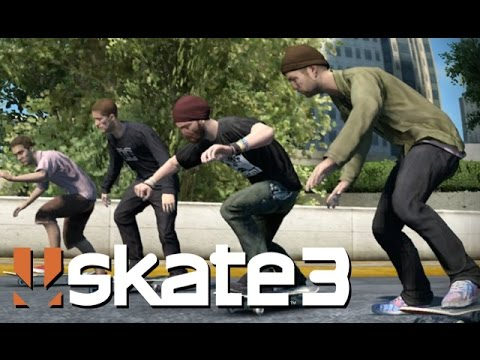 how to get isaac in skate 3