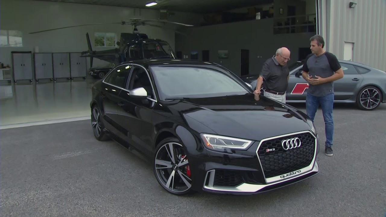 Audi Rs3 2018 Audi Rs7 2018 Essai Et 233 Valuation