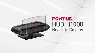 PONTUS HUD H1000 폰터스 헤드업디스플레이