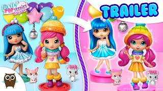 Party Popteenies Surprise 🌈 Doll Collectibles & Cute Fashion | TutoTOONS Cartoons & Games for Kids