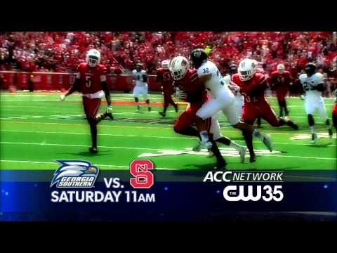 ACC Saturday at 11am on The CW 35