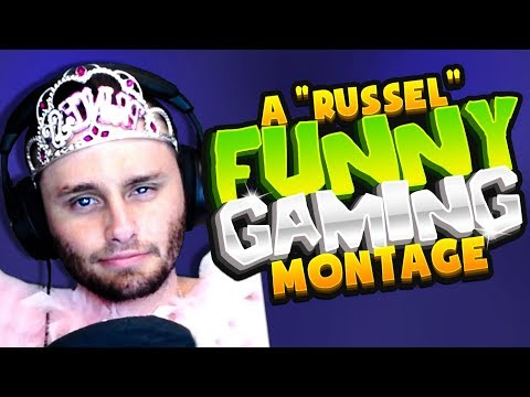 """RUSSELL'S"" BEST FUNNY AND NEAT EDITING MONTAGE! (LOL)"