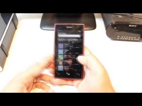 Viber install to Nokia Lumia 520